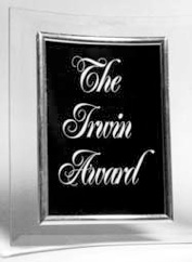 The Irwin Award
